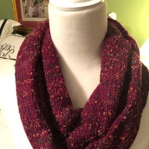 J.Jill knit scarf-Pretty fall colors! EUC